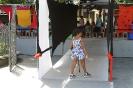 Rampa instalada na Praça da Piedade para facilitar acesso aos camarotes